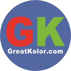 Great Kolor logo