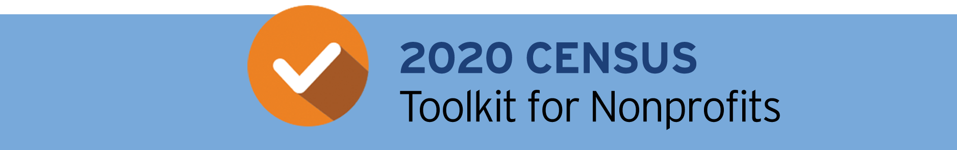 Census 2020 Toolkit