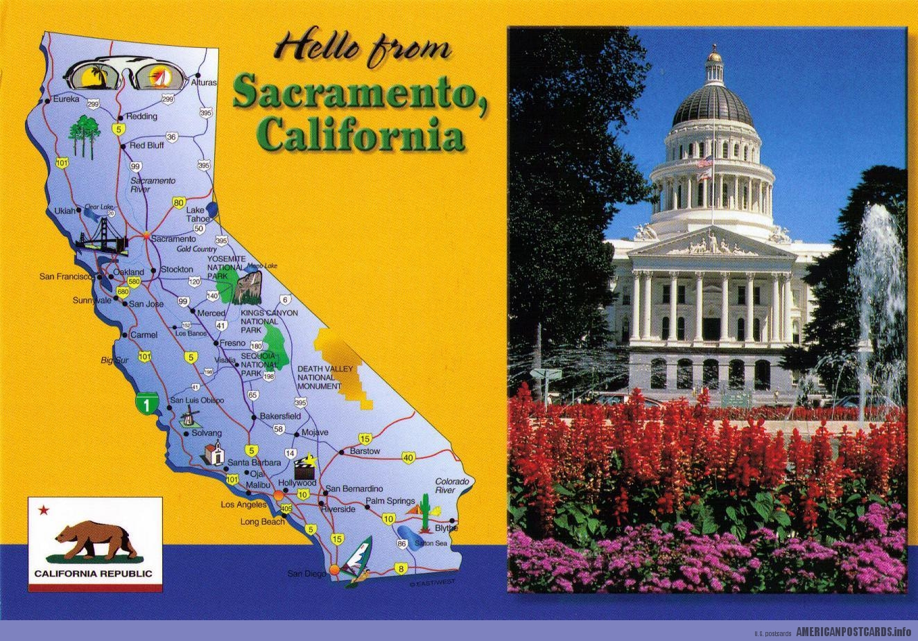 What's Going on in Sacramento? - CalNonprofits