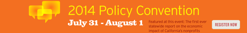 Click to register for the 2014 Annual Policy Convention, July 31-August 1