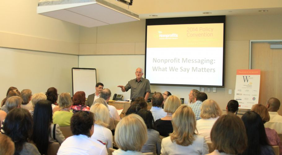 Nonprofit Messaging